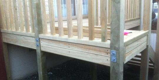 TGB Licensed Builders Decking
