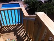 TGB Licensed Builders Decking Stairs