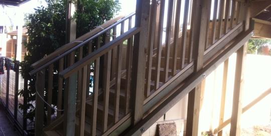 TGB Licensed Builders Decking and Balustrading