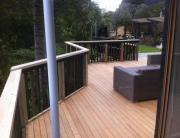 TGB Licensed Builders Garapa Decking