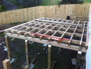 TGB Licensed Builders Sub-Floor Structure
