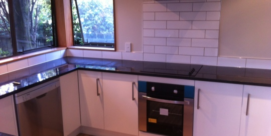 TGB Licensed Builders New Kitchen